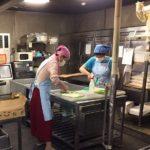 「食の支援活動」10