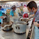 「食の支援活動」7
